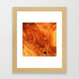 Fantstic Wood Grain Framed Art Print