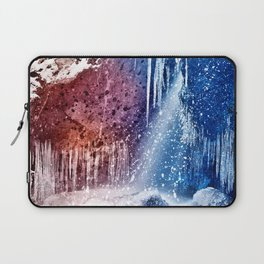 Acrylic Winter Stream Laptop Sleeve