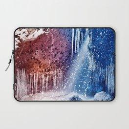 Acrylic Winter Stream Laptop Sleeve