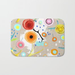 I am ready for the good times Bath Mat