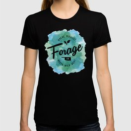 Forage, OK by Laura Anderson T-shirt