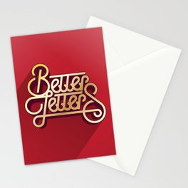 Better Letters Stationery Cards