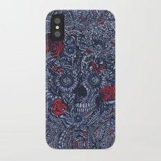 Sensory Overload Americana  iPhone X Slim Case