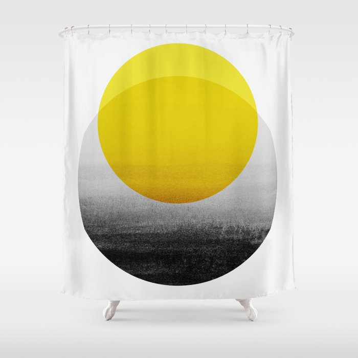 Sunrise Shower Curtain By Georgianaparaschiv