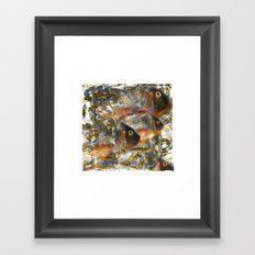 schools out Framed Art Print