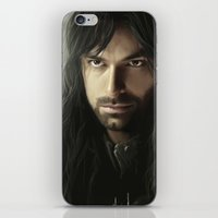 kili iPhone & iPod Skins featuring Kili by Alba Palacio