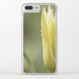 Spring Art - Spirit Of Love Clear iPhone Case