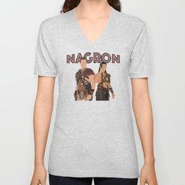 Nagron (Spartacus) Unisex V-Neck