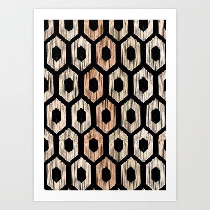Animal Print Pattern Art Print