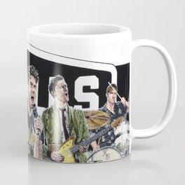 Arkells Touring Band Coffee Mug
