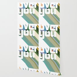 over you Wallpaper