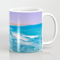 peru Mugs featuring Paracas -  Peru by E.R.