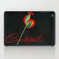 cigarettes iPad Cases featuring Cocktail - Vintage Cigarettes by Fernando Vieira