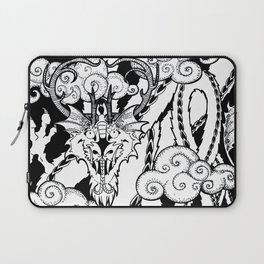 Korean Dragon Laptop Sleeve