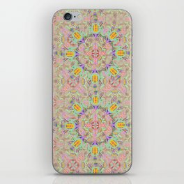 Colorfreak pattern no.8 iPhone Skin
