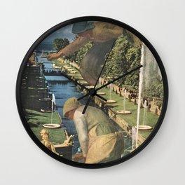 The Gleaners Wall Clock