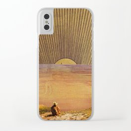 Kenda Clear iPhone Case