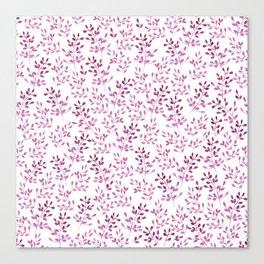 Ramitas Pink Canvas Print