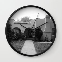 1084 O'BRIEN COURT, LOOKING EAST Wall Clock