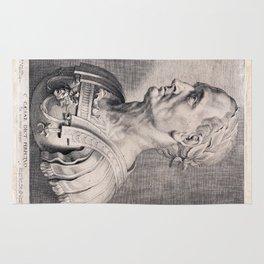 Gaius Julius Caesar Rug