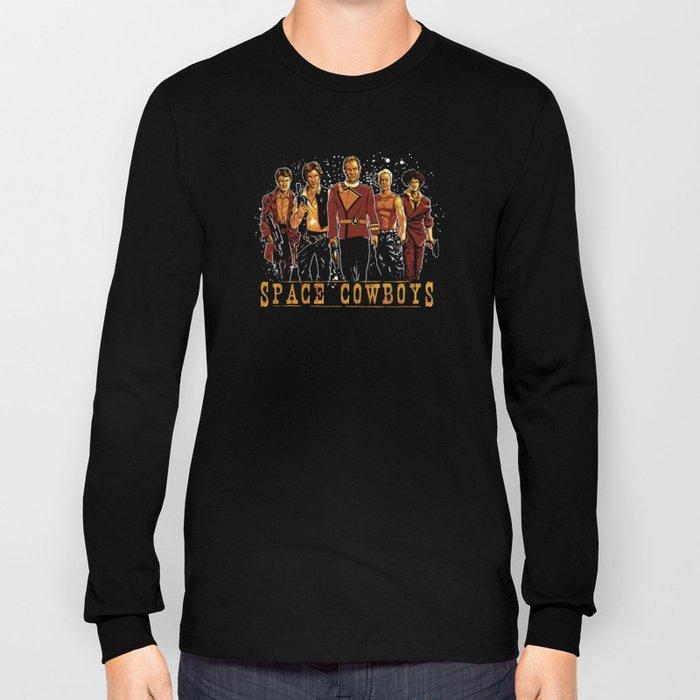 Space Cowboys Long Sleeve T-shirt
