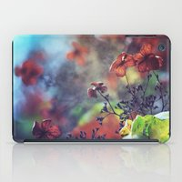 poetry iPad Cases featuring Morning Poetry by Nikita Gill