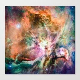 Different Slant on Orion Canvas Print