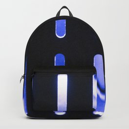 Blue Radiator Backpack