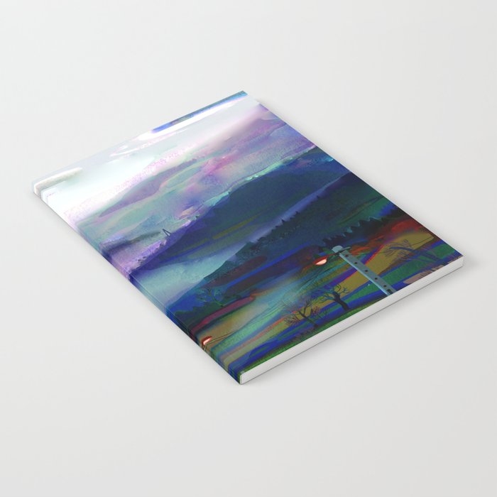 cloudy day Notebook