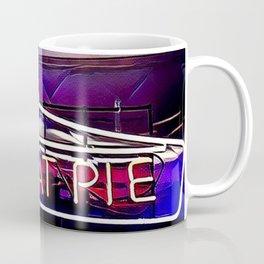 Eat Pie Coffee Mug