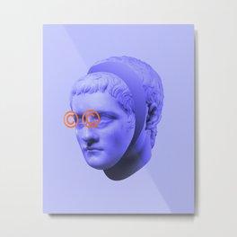 Copyright Metal Print