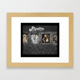 Shadow Box Framed Art Print