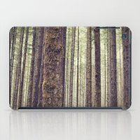 forest iPad Cases featuring Forest by Kurt Rahn