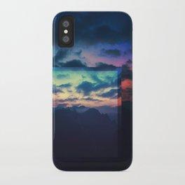 Fractions C04 iPhone Case