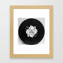 La Dispute On Vinyl Framed Art Print