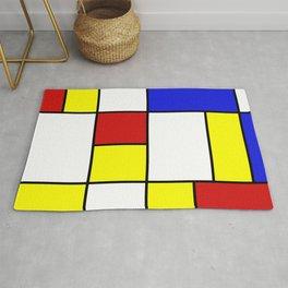 Mondrian #756 Rug