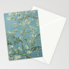 Vincent van Gogh - Almond Blossoms 1890 Stationery Cards