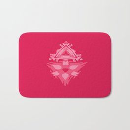 SIGN OPEN HEART Bath Mat
