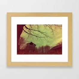 Dead Life Framed Art Print