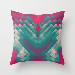 frysyn pyssxyn Throw Pillow