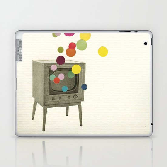 Colour Television Laptop & iPad Skin