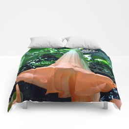 Angel Trumpet Flower Comforters