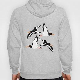 Seabirds in flight Hoody