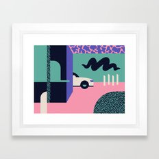 Creepster Framed Art Print