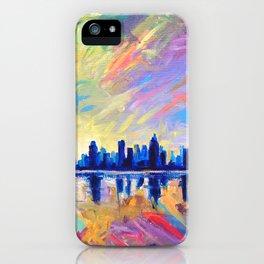 Brilliant Dawn iPhone Case
