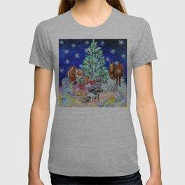 Compassionate Christmas T-shirt