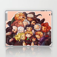 Hug the hobbit Laptop & iPad Skin