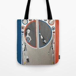 Gaming Mucha - Portal Tote Bag