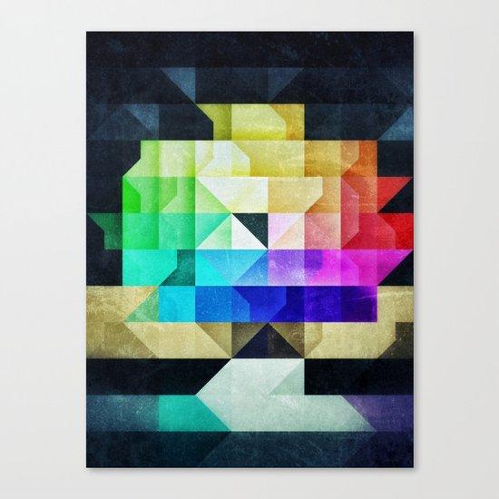 SPYKTRYM Canvas Print