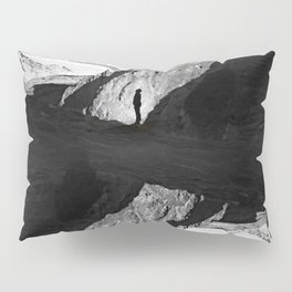 Man of isolation Pillow Sham